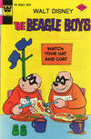 Cover for Walt Disney The Beagle Boys (Western, 1964 series) #28 [Whitman]