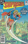 Cover for The Daring New Adventures of Supergirl (DC, 1982 series) #1 [Canadian]