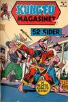 Cover for Kung-Fu magasinet (Interpresse, 1975 series) #18