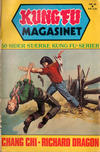 Cover for Kung-Fu magasinet (Interpresse, 1975 series) #30