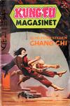 Cover for Kung-Fu magasinet (Interpresse, 1975 series) #34
