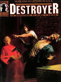 Cover Thumbnail for Destroyer (Play Press, 1990 series) #2