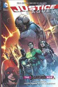 Cover Thumbnail for Justice League (DC, 2012 series) #7 - The Darkseid War Part 1