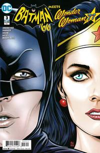 Cover Thumbnail for Batman '66 Meets Wonder Woman '77 (DC, 2017 series) #3