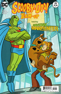 Cover Thumbnail for Scooby-Doo Team-Up (DC, 2014 series) #24 [Direct Sales]