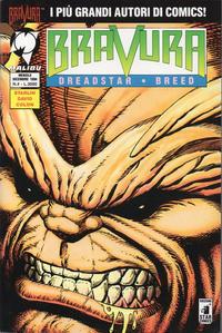 Cover Thumbnail for Bravura (Edizioni Star Comics, 1994 series) #4