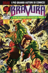 Cover Thumbnail for Bravura (Edizioni Star Comics, 1994 series) #2