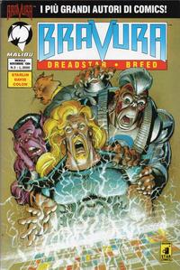 Cover Thumbnail for Bravura (Edizioni Star Comics, 1994 series) #3
