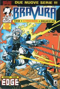 Cover Thumbnail for Bravura (Edizioni Star Comics, 1994 series) #6