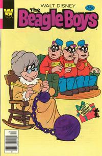 Cover Thumbnail for Walt Disney The Beagle Boys (Western, 1964 series) #46 [Whitman]