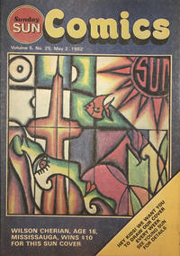 Cover Thumbnail for Sunday Sun Comics (Toronto Sun, 1977 series) #v5#25