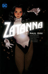 Cover Thumbnail for Zatanna by Paul Dini (DC, 2017 series)