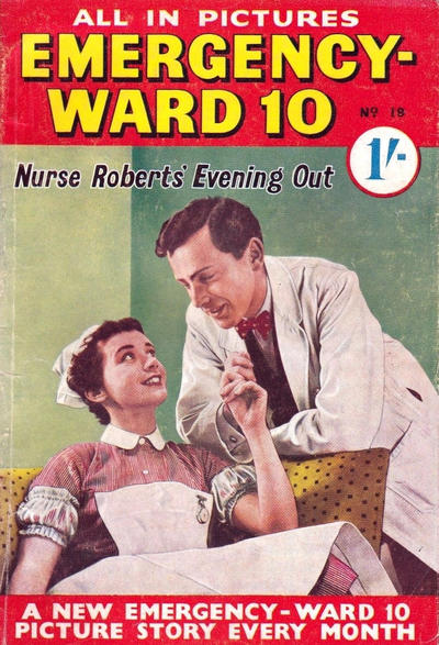 Cover for Emergency-Ward 10 (Pearson, 1959 series) #19
