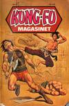 Cover for Kung-Fu magasinet (Interpresse, 1975 series) #37