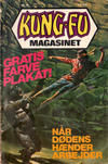 Cover for Kung-Fu magasinet (Interpresse, 1975 series) #38