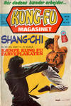 Cover for Kung-Fu magasinet (Interpresse, 1975 series) #46
