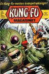 Cover for Kung-Fu magasinet (Interpresse, 1975 series) #61