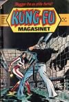 Cover for Kung-Fu magasinet (Interpresse, 1975 series) #69