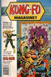 Cover for Kung-Fu magasinet (Interpresse, 1975 series) #87