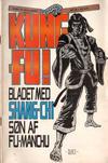 Cover for Kung-Fu magasinet (Interpresse, 1975 series) #95