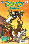 Cover for Scooby-Doo Team-Up (DC, 2014 series) #23 [Newsstand]