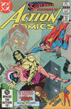 Cover for Action Comics (DC, 1938 series) #531 [Direct]