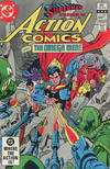 Cover for Action Comics (DC, 1938 series) #535 [Direct]