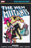 Cover for New Mutants Epic Collection (Marvel, 2017 series) #1 - Renewal