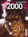 Cover for 2000 AD (Rebellion, 2001 series) #1869