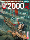 Cover for 2000 AD (Rebellion, 2001 series) #1870