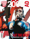 Cover for 2000 AD (Rebellion, 2001 series) #1871