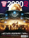 Cover for 2000 AD (Rebellion, 2001 series) #1873