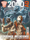 Cover for 2000 AD (Rebellion, 2001 series) #1878