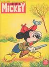 Cover for Le Journal de Mickey (Disney Hachette Presse, 1952 series) #21