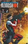 Cover Thumbnail for Armor Hunters: Bloodshot (2014 series) #2 [Cover I - Interlocking Mega Cover - Diego Bernard]