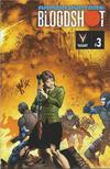 Cover Thumbnail for Armor Hunters: Bloodshot (2014 series) #3 [Cover I - Interlocking Mega Cover - Diego Bernard]
