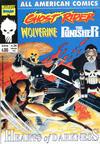 Cover for All American Comics (Comic Art, 1989 series) #36