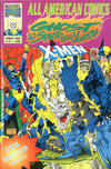 Cover for All American Comics (Comic Art, 1989 series) #43
