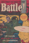 Cover for Battle! (Horwitz, 1954 ? series) #9