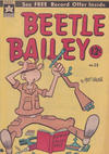 Cover for Beetle Bailey (Yaffa / Page, 1963 series) #23