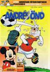 Cover for Andrés Önd (Edda, 2000 series) #23/2010