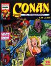 Cover for Conan il barbaro (Comic Art, 1989 series) #49