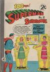 Cover for Superman Supacomic (K. G. Murray, 1959 series) #12