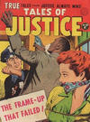 Cover for Tales of Justice (Horwitz, 1950 ? series) #25
