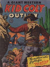 Cover for Kid Colt Outlaw Giant (Horwitz, 1960 ? series) #21