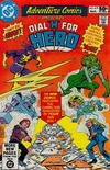 Cover for Adventure Comics (DC, 1938 series) #479 [Direct]