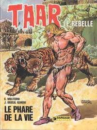 Cover Thumbnail for Taar (Dargaud, 1976 series) #2 - Le phare de la vie