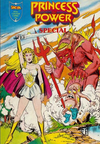 Cover Thumbnail for She-Ra Princess Power Special (Egmont UK, 1987 ? series)