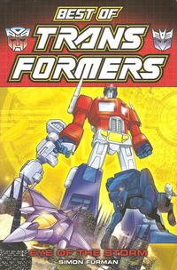 Cover Thumbnail for Best of Transformers Eye of the Storm (Titan, 2007 ? series)