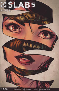 Cover Thumbnail for Slab (Double Take, 2015 series) #5